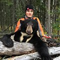 David's Black Bear Sept 2014