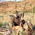 My hunting trip to Namibia