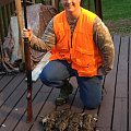Ruffed Grouse shot in Minnesota