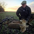 Gold Medal Chinese Water Deer and Cull Buck